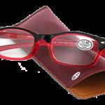 leesbril-rood