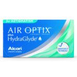 Air Optix Plus Hydraglide Astigmatism-6 lenzen